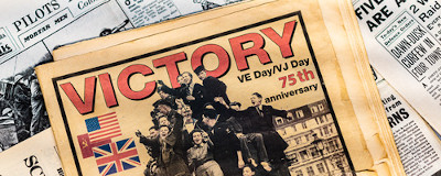 VE Day Lead Image