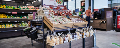 Showcasing Local Food in-store