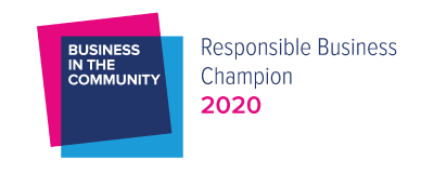 Responsible Business Champion 2020 Logo